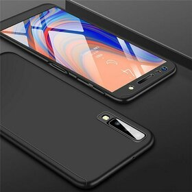 Husa 360 pentru Galaxy A50/ Galaxy A30s Black