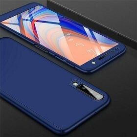 Husa 360 pentru Galaxy A50/ Galaxy A30s Navy