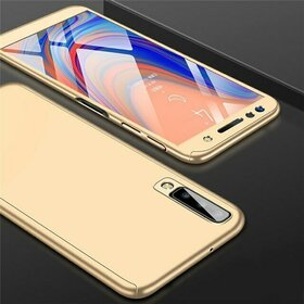 Husa 360 pentru Galaxy A50/ Galaxy A30s Gold