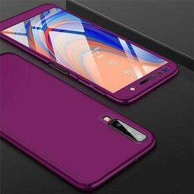 Husa 360 pentru Galaxy A50/ Galaxy A30s Purple