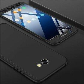 Husa 360 pentru Galaxy A7 (2017) Black