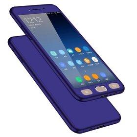Husa 360 pentru Galaxy J4 (2018) Blue