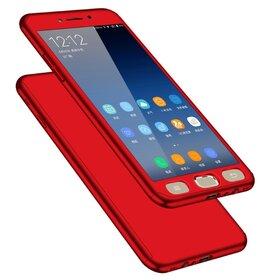Husa 360 pentru Galaxy J4 Plus (2018) Red