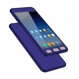 Husa 360 pentru Galaxy J6 (2018) Blue