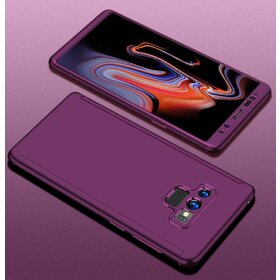 Husa 360 pentru Galaxy Note 8 Purple