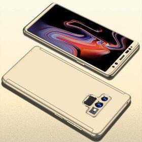 Husa 360 pentru Galaxy Note 9 Gold