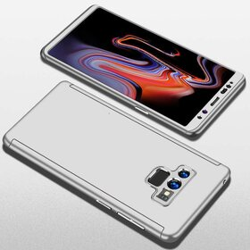 Husa 360 pentru Galaxy Note 9 Silver