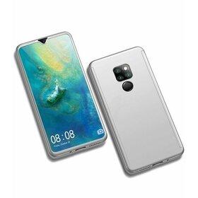 Husa 360 pentru Huawei Mate 20X Silver