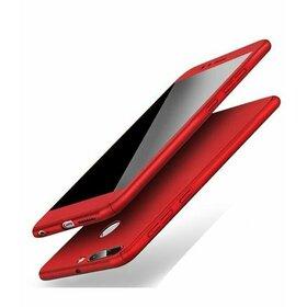 Husa 360 pentru Huawei P Smart (2019) Red