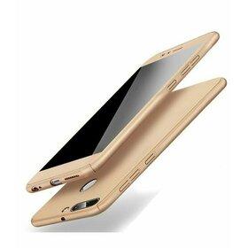 Husa 360 pentru Huawei P Smart (2019) Gold