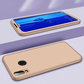 Husa 360 pentru Huawei P Smart Z Gold