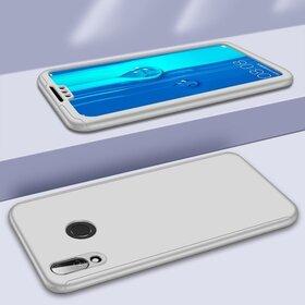 Husa 360 pentru Huawei P Smart Z Silver