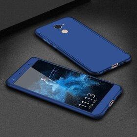 Husa 360 pentru Huawei Y7 (2017) Blue