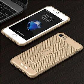 Husa Air cu perforatii si inel pentru Iphone 7 Plus