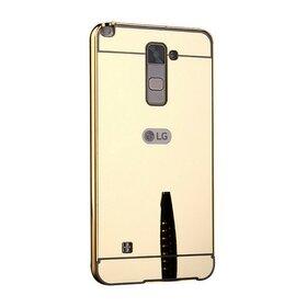 Husa Aluminium Mirror pentru LG K8 (2016)