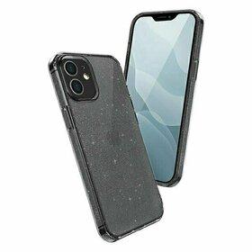 Husa de protectie UNIQ LifePro Tinsel pentru iPhone 12 Mini Black