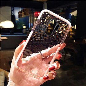 Husa Diamond Transparenta pentru Galaxy S9 Plus