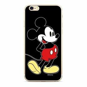 Husa din silicon Disney Original cu Mickey pentru Samsung Galaxy A10 Black