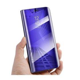 Husa Flip Mirror pentru Samsung Galaxy S20 Purple