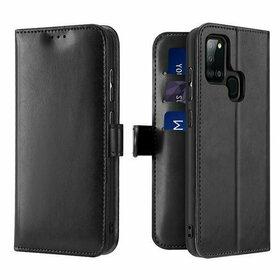Husa flip tip Portofel DUX DUCIS Kado pentru Samsung Galaxy A21s