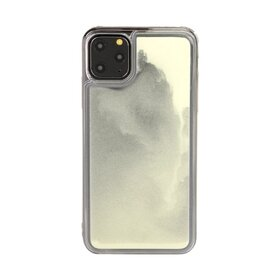 Husa Glow in the Dark pentru iPhone 11 Pro Black