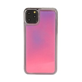 Husa Glow in the Dark pentru iPhone 11 Pro Pink