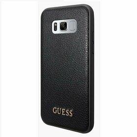Husa Guess Iridescent Neagra pentru Galaxy S10