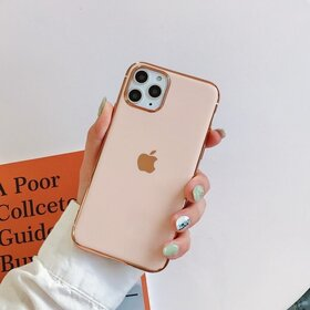Husa iPhone SE 2 (2020) / Phone 7/ iPhone 8 model Luxury Rose Gold
