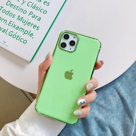 Husa Luxury pentru iPhone 11 Pro Max Green Mint