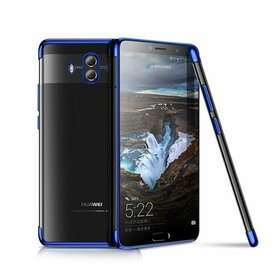 Husa Plating pentru Huawei Mate 10  Blue