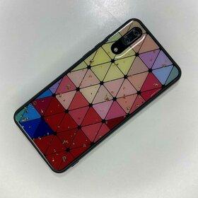 Husa protectie cu model multicolor pentru Huawei P20