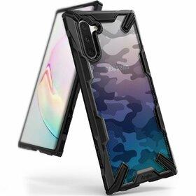 Husa Ringke Fusion X Design din PC + Bumper TPU pentru Samsung Galaxy Note 10