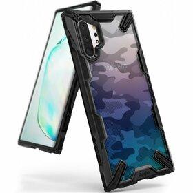 Husa Ringke Fusion X Design din PC + Bumper TPU pentru Samsung Galaxy Note 10 Plus