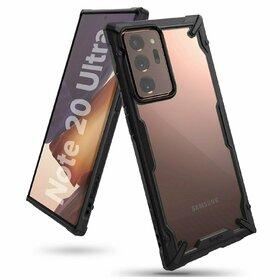 Husa Ringke Fusion X PC + Bumper TPU pentru Samsung Galaxy Note 20 Ultra