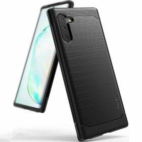 Husa Ringke Onyx din TPU rezistent pentru Samsung Galaxy Note 10 Black