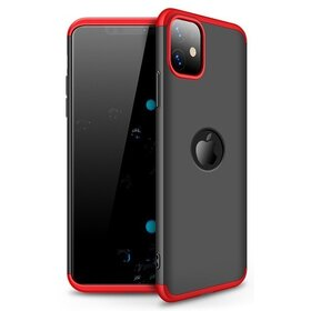 Husa Shield 360 GKK pentru iPhone 11 Pro Max Black&Red