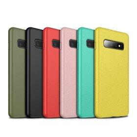 Husa Silicon Eco pentru Galaxy S10