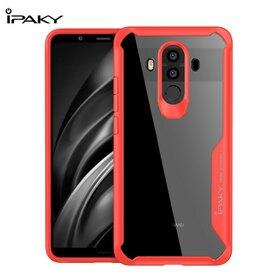 Husa Slim Ipaky pentru Huawei Mate 10 Red