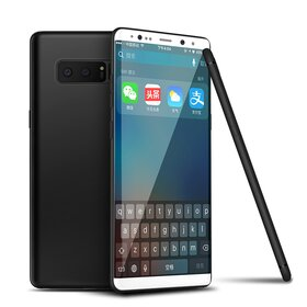 Husa Slim pentru Galaxy Note 8