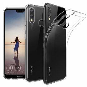 Husa Transparenta pentru Huawei P20 Lite (2018)