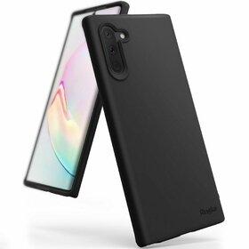Husa ultra-subtire din TPU Gel Ringke Air S pentru Galaxy Note 10 Black