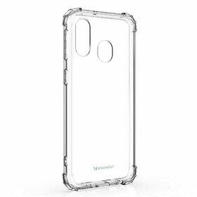 Husa Wozinsky Anti Shock pentru Samsung Galaxy A20 Lite Transparent