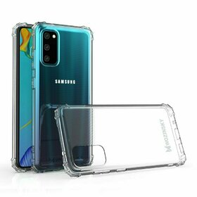 Husa Wozinsky Anti Shock pentru Samsung Galaxy A41 Transparent