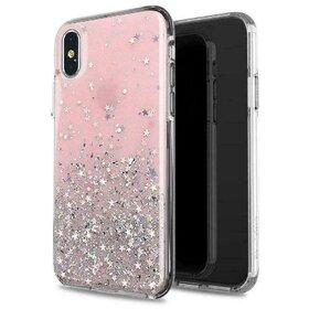 Husa Wozinsky Star Glitter pentru Samsung Galaxy M30s / M21 Pink