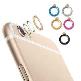 Protectie metalica pentru camera pentru iPhone 6+/6s+