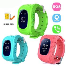 Smart Watch cu monitorizare GPS, buton SOS si functie apelare pentru copii