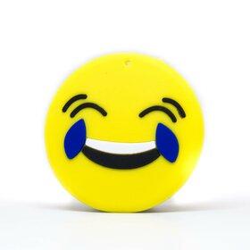 Suport stand adeziv pentru telefon model desen animat sub forma de Emoji Smile