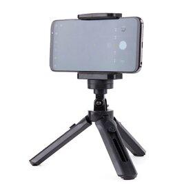 Trepied Mini 360 pentru Telefon/Camera/GoPro Black