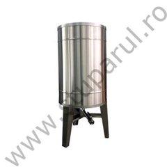 Bazin pentru miere 2000 litri cu capac si picioare Lyson
