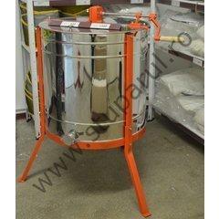 Centrifuga apicola combinata 4 rame 1/1 tangential sau 12 rame 3/4 radial  manuala Stuparul.Ro
